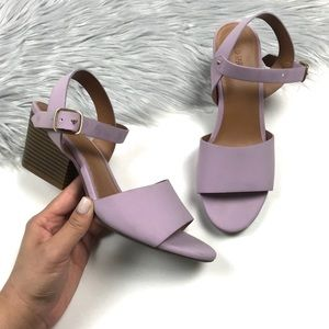 Old Navy Lilac Sandals/Heels